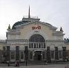 Железнодорожные вокзалы в Беломорске