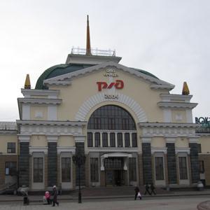 Железнодорожные вокзалы Беломорска